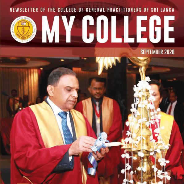 """""""My College"""" – Newsletter – September – 2020"""